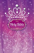 ICB Purple Pearl Princess Bible (Black Letter Edition) Hardback