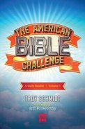 The American Bible Challenge Hardback