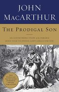 Prodigal Son Paperback