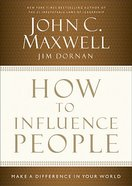 How to Influence People Hardback