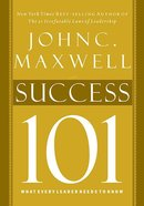 Success 101 Hardback