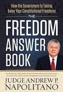 The Freedom Answer Book Hardback