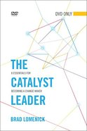 The Catalyst Leader (Dvd) DVD