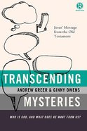Refraction: Transcending Mysteries Paperback