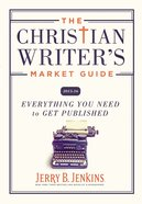 The Christian Writer's Market Guide 2015-2016 Paperback
