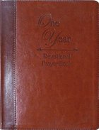 One Year Devotional Prayer Book Imitation Leather