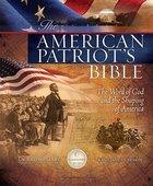 KJV American Patriot's Bible Multi-Colour Hardback