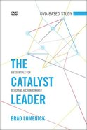 The Catalyst Leader: Study Kit (Dvd & Study Guide) Pack