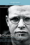 Bonhoeffer (Study Guide)