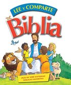 Biblia Lee Y Comparte (Read and Share Bible- Spanish) (Read And Share Dvd Series)