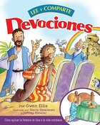 Devocional Lee Y Comparte (Read And Share Devotional) Hardback