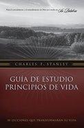 Guia De Estudio Principios (Life Principles Study Guide) Paperback