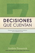 Decisiones Que Cuentan (Decisions That Count) Paperback