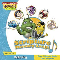 Scripture Memory Songs (Behaving) (Hermie And Friends Series)