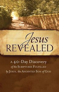 Jesus Revealed (25-pack In Display)