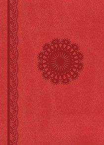 NIV Macarthur Study Bible Signature Series Sunset Pink