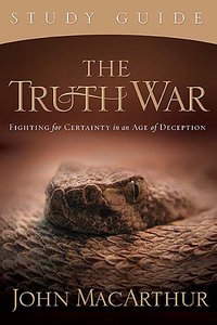 The Truth War  (Study Guide)