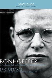 Bonhoeffer (Study Guide)