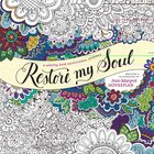 Restore My Soul Devotional Journey (Adult Coloring Books Series) Paperback