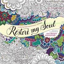 Restore My Soul Devotional Journey (Adult Coloring Books Series)