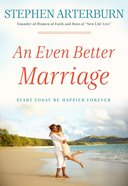 An Even Better Marriage Hardback