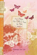 For I Know the Plans (Pocket Inspirations Series) Hardback