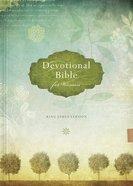 KJV Devotional Bible For Women Hardback