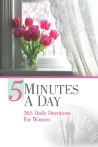 5 Minutes a Day:365 Daily Devotions For Women