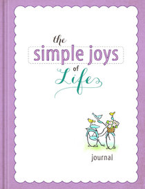 Journal: The Simple Joys of Life Journal