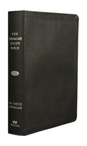 NKJV Jeremiah Study Bible Black