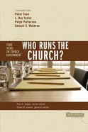 Who Runs the Church? (Counterpoints Series) Paperback