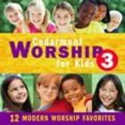 Cedarmont Worship For Kids Split Track 3 CD
