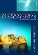 Supernatural Communication Paperback