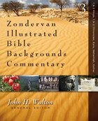 1 & 2 Kings, 1 & 2 Chronicles, Ezra, Nehemiah, Esther (Zondervan Illustrated Bible Backgrounds Commentary Series) Hardback