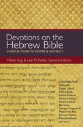 Devotions on the Hebrew Bible eBook