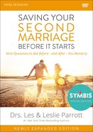Saving Your Second Marriage Before It Starts (A DVD Study) DVD