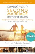 Saving Your Second Marriage Before It Starts (Curriculum Kit) Pack