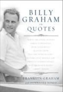Billy Graham in Quotes Paperback