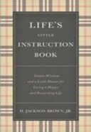 Life's Little Instruction Book Hardback