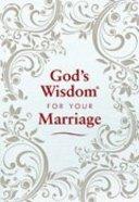 God's Wisdom For Your Marriage Hardback