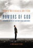Rumors of God: DVD, Leader's Guide & Participant's Guide (Study Kit) Box