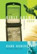 The Bible Answer Book For Students Hardback
