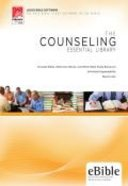 Counseling (Cd-Rom) (Essential Bible Study Library Series) Cd-rom