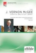 J. Vernon Mcgee (Cd-Rom) (Essential Bible Study Library Series)