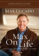 Max on Life (Particpant's Guide) Paperback