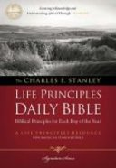NASB Charles F. Stanley Life Principles Daily Bible Paperback