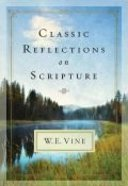 Classic Reflections on Scripture Hardback