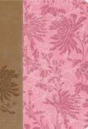 KJV Woman's Study Bible Pink/Cafe Au Lait Fabric Imitation Leather