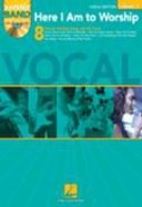 Here I Am to Worship: Keyboard Edition Music Book Paperback