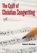 The Craft of Christian Songwriting (Music Book)